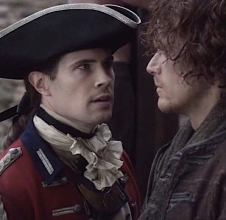 New Monday, New Week, New Goals! Have a great day everyone! 💖🍀🌺   Tonight for me it's  #outlander episode 502 watching time🥰 I'm counting down the hours to see my favorite tv show again💖  #jamiefraser #lordjohngrey  #samheughan #davidberry #morelordjohnplease