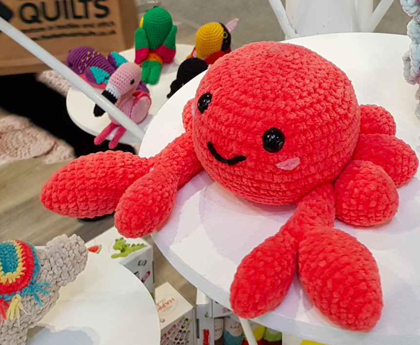 Summer Sea Creatures Pattern Collection - Cre8tion Crochet | 706x861