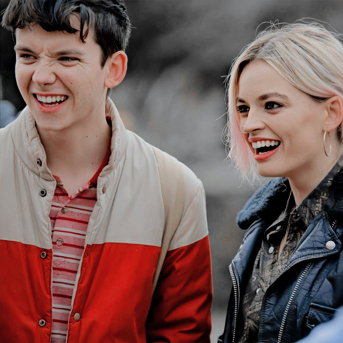 #SexEducation I hope they will be couple on S3🥰🥰🥰❤️❤️😍