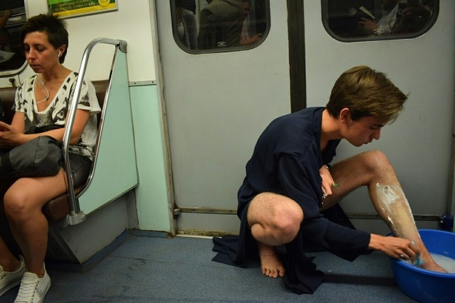世界の地下鉄の変人番付で上位総ナメしたロシアの地下鉄風景強すぎる