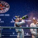 Image for the Tweet beginning: Congratulations to Bruno Senna, Gustavo