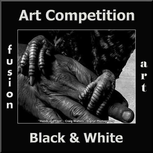 Black & White Art Competition #contest #photographycontest #photographers #contestentry #photocontest #competition #entertoday