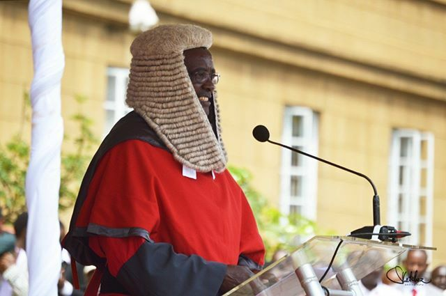 """""""The greatness of any nation lies in its fidelity to the constitution and adherence to the rule of law and above all respect to God,"""" Justice Maraga.  #MondayMotivation #photooftheday #positividade #worldofportraits #portraitfeature #featureportrait #portraitvision #portrait…pic.twitter.com/WzhihzUoAN"""