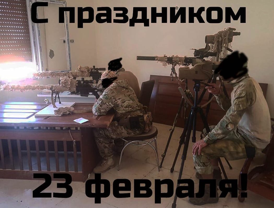 Russian Sniper Rifles and Units - Page 20 ERhzHjFXYAEbpmh?format=jpg&name=medium
