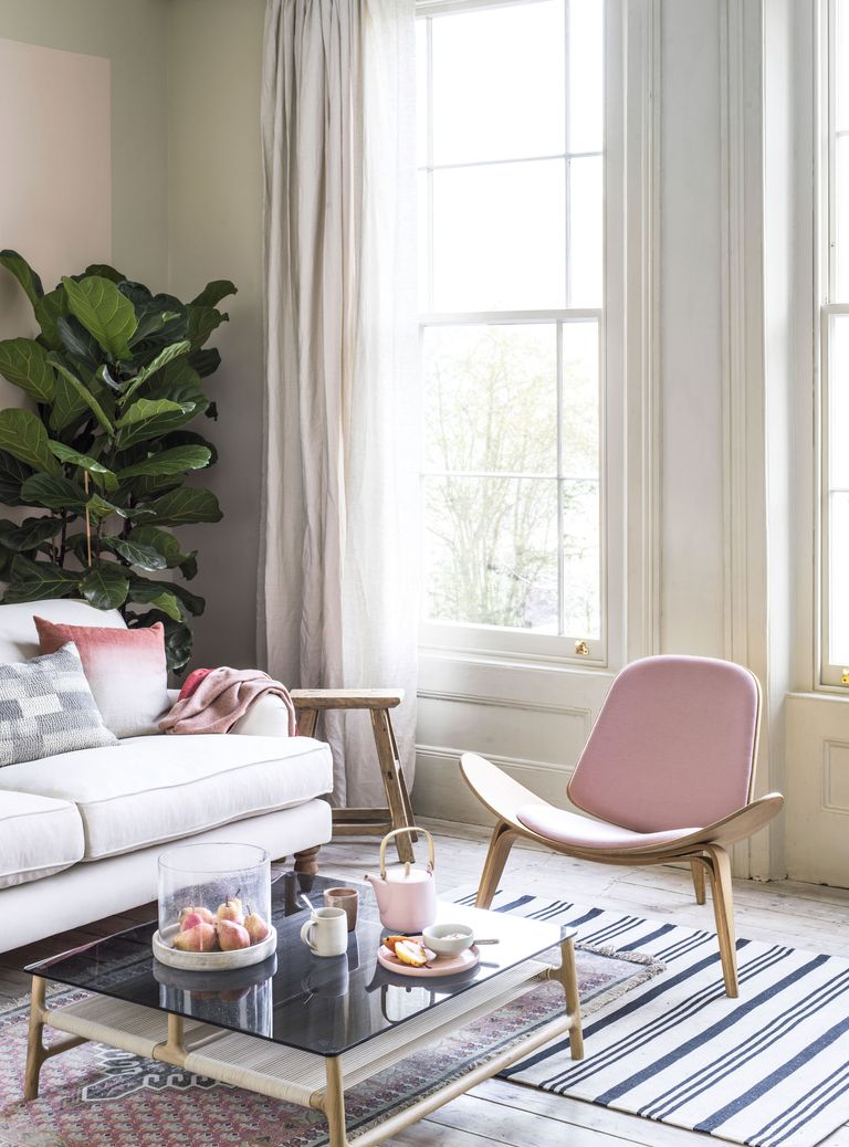 """🌿 Bringing Nature Indoors 🌿 """"Research shows that being in a space that evokes nature can help reduce stress, blood pressure and heart rate, while increasing productivity, creativity and wellbeing."""" - House Beautiful UK   #InteriorDesign #Interiors #Exteriors #Design  #Nature"""