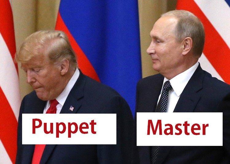 @WhiteHouse @POTUS Did Putin suggest you travel to India ? #GOPBetrayedAmerica #PutinsPuppet @SenateGOP @HouseGOP #DumpTrump
