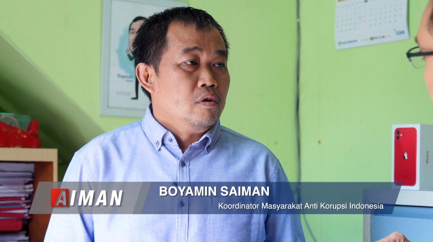 Jurnalis KompasTV @AimanWitjaksono berbincang dengan Kordinator Masyarakat Anti Korupsi Indonesia Boyamin Saiman untuk mengetahui detil jejak buronan Nurhadi dan Harun Masiku. (thread) #AIMAN @KompasTV
