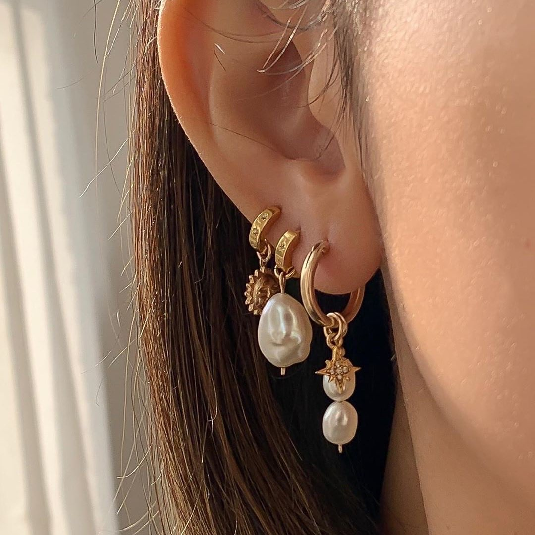 Gold jewels ✨