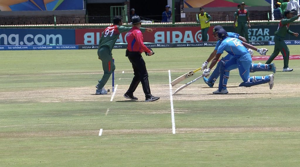 History repeating  #T20WorldCup  | #INDvBAN <br>http://pic.twitter.com/LmwH5rwQM2