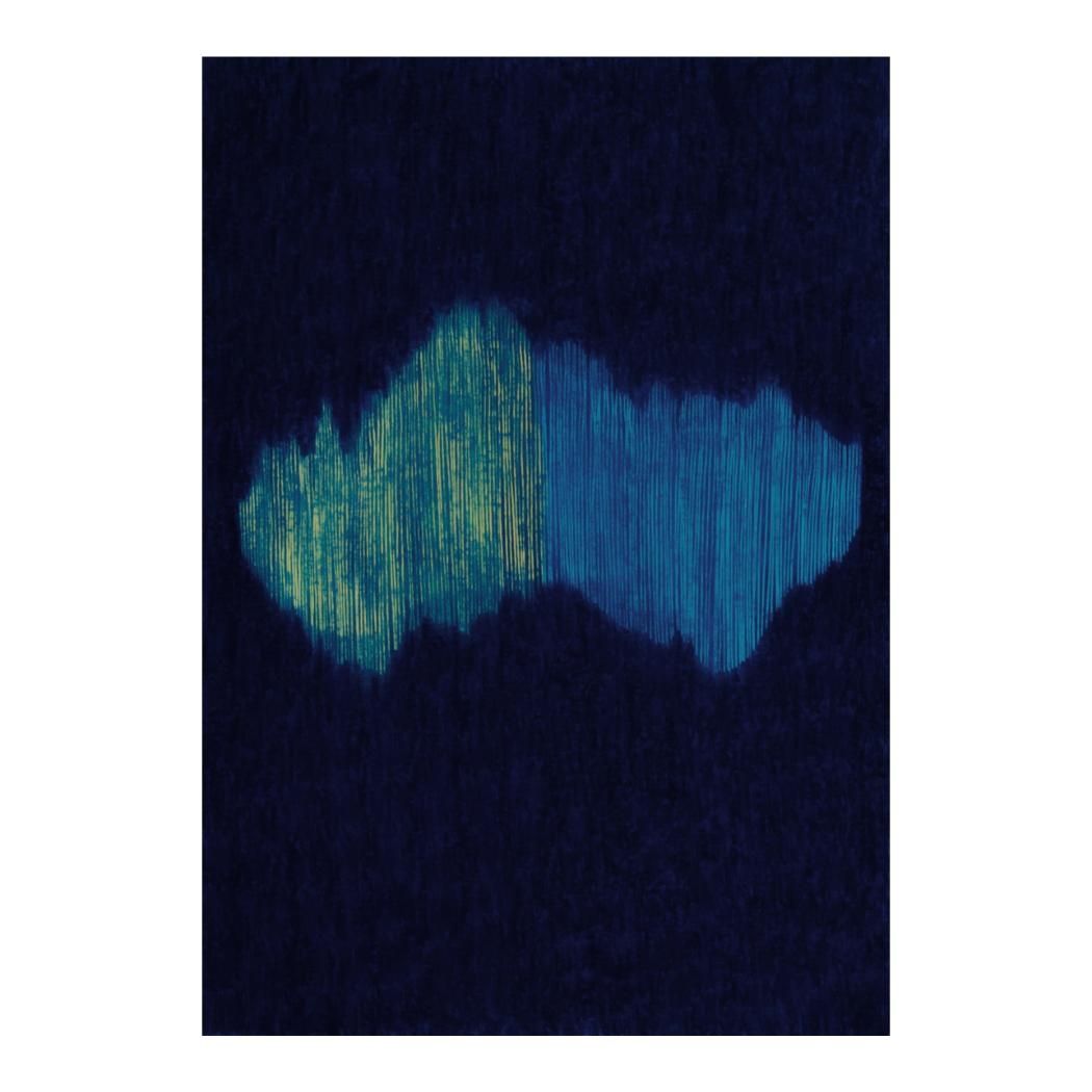 Polarnacht # 9 / Wax pastel on paper / 297 x 210 mm / 2020 https://instagram.com/lenamueller_artist…………………… https://lenamuellerart.tumblr.com #abstractart #abstraction #minimalart #minimalism #drawing #nature  #contemporaryart #fineart  #art #kunst #abstraktekunst #zeichnung #artist #lenamüllerpic.twitter.com/ViDU7FzhuL