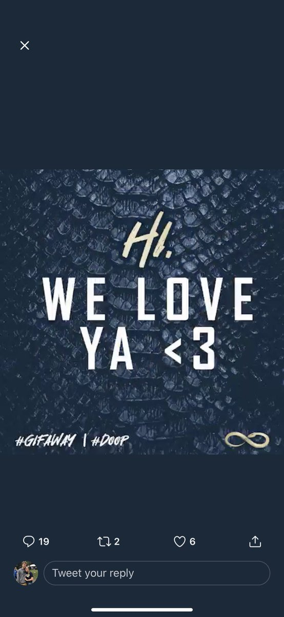 @PhilaUnion Hi, love ya more. 💙💛 #DOOP