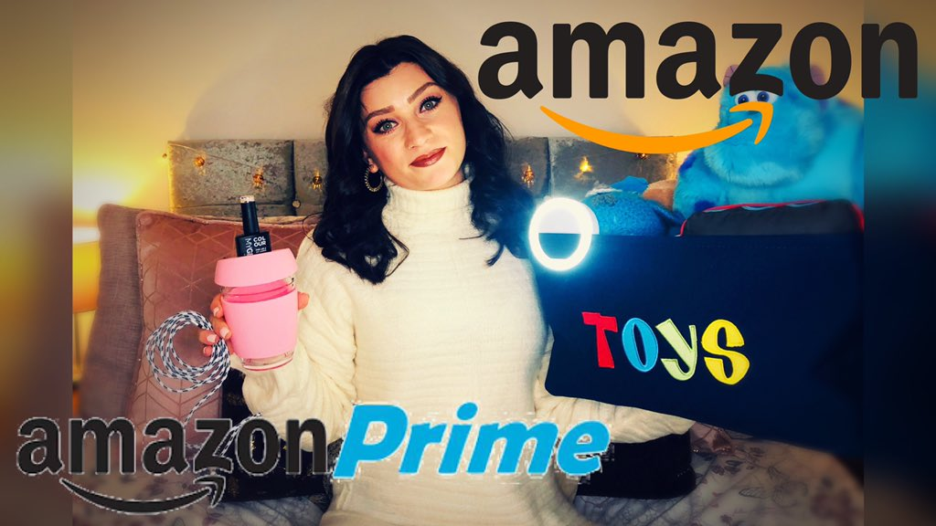 New Video all about my amazon favourites :) https://youtu.be/NDd6GRnhmc8  #YTStreamers #youtubechannel #YouTuber #Vlogger #blogger