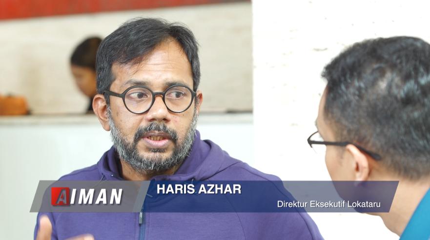 Siapa lagi yang memiliki informasi sama dengan Kordinator MAKI Boyamin Saiman terkait Nurhadi-Harun Masiku? Jurnalis KompasTV @AimanWitjaksono menemui Direktur Eksekutif Lokataru Foundation Haris Azhar. (thread) #AIMAN @KompasTV