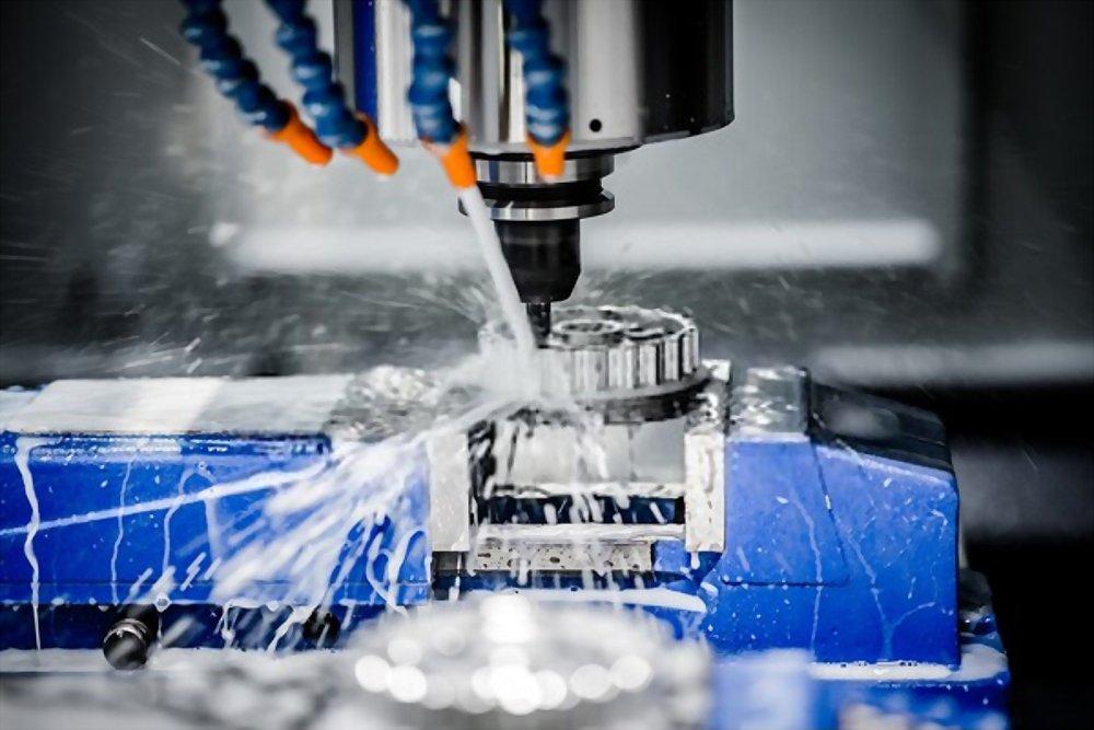 Metalworking CNC milling machine. Cutting metal modern processing technology.#cnc #cncmachining #cncparts #cncproject #cncprogramming #cncmilling #machining #cncmanufacturing #cncmill #machineshop #cncshop #precisionmachining #cam