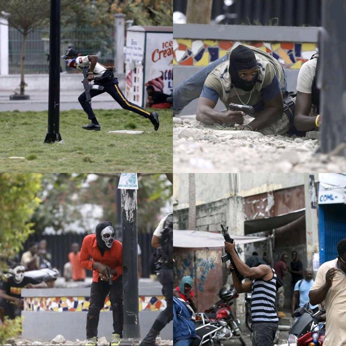The Purge in Haiti 🇭🇹 Pray 🙏🏾 for Haiti 🇭🇹