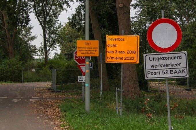 Afsluiting Broekpolderweg vanwege verleggen brandstofleiding https://t.co/Sb0nAH5rZm https://t.co/CDSJCUAqj2