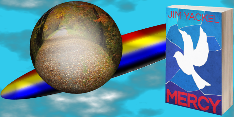 Two paths Two choices One speaks in distinct voices The other to your spirit The other heard only by the few Do you hear it?  #MustRead 'MERCY: A Wayfarers Story' http://getbook.at/mercy1  #HolySpirit #OneWorldGovernment #Angels #Demons #Fiction #BookBoost #IARTG