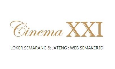 LOKER CINEMA XXI SEMARANG (KASIR, MOBILE SELLING) TERBIT 24 FEBRUARI2020 https://idlowker.com/loker-cinema-xxi-semarang-kasir-mobile-selling-terbit-24-februari-2020/…pic.twitter.com/pKVbUgJ8Nm