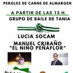 Image for the Tweet beginning: Programación de Semana Blanca, Día