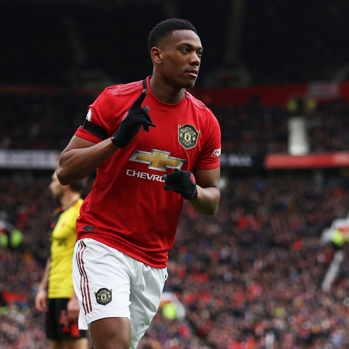 🇫🇷 Anthony Martial's goal against Watford yesterday was absolutely filthy. If this man can stay consistent, he'd easily be amongst the best forwards in Europe.