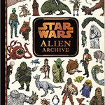 Image for the Tweet beginning: Star Wars Alien Archive: An