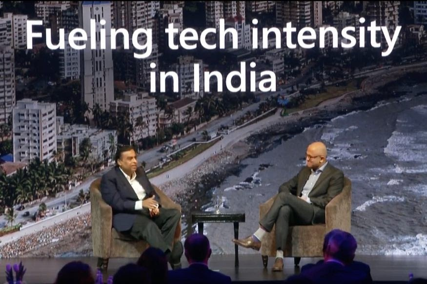 Gaming in India Will be Bigger Than Music, Movies & TV Shows Put Together, Says Mukesh Ambani https://ift.tt/32hwnjs #LatestTechNews @SupportUtechpic.twitter.com/qGrgaNZakm