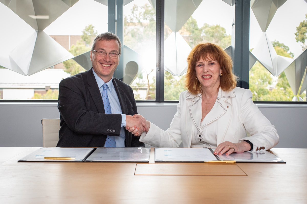 The @MonashWarwick Alliance pioneered a new model for global higher education partnerships when it was established in 2012. Weve just signed a new rolling agreement, opening up even more UK-Australia opportunities for students & researchers. Read more: bit.ly/3c4HXTG
