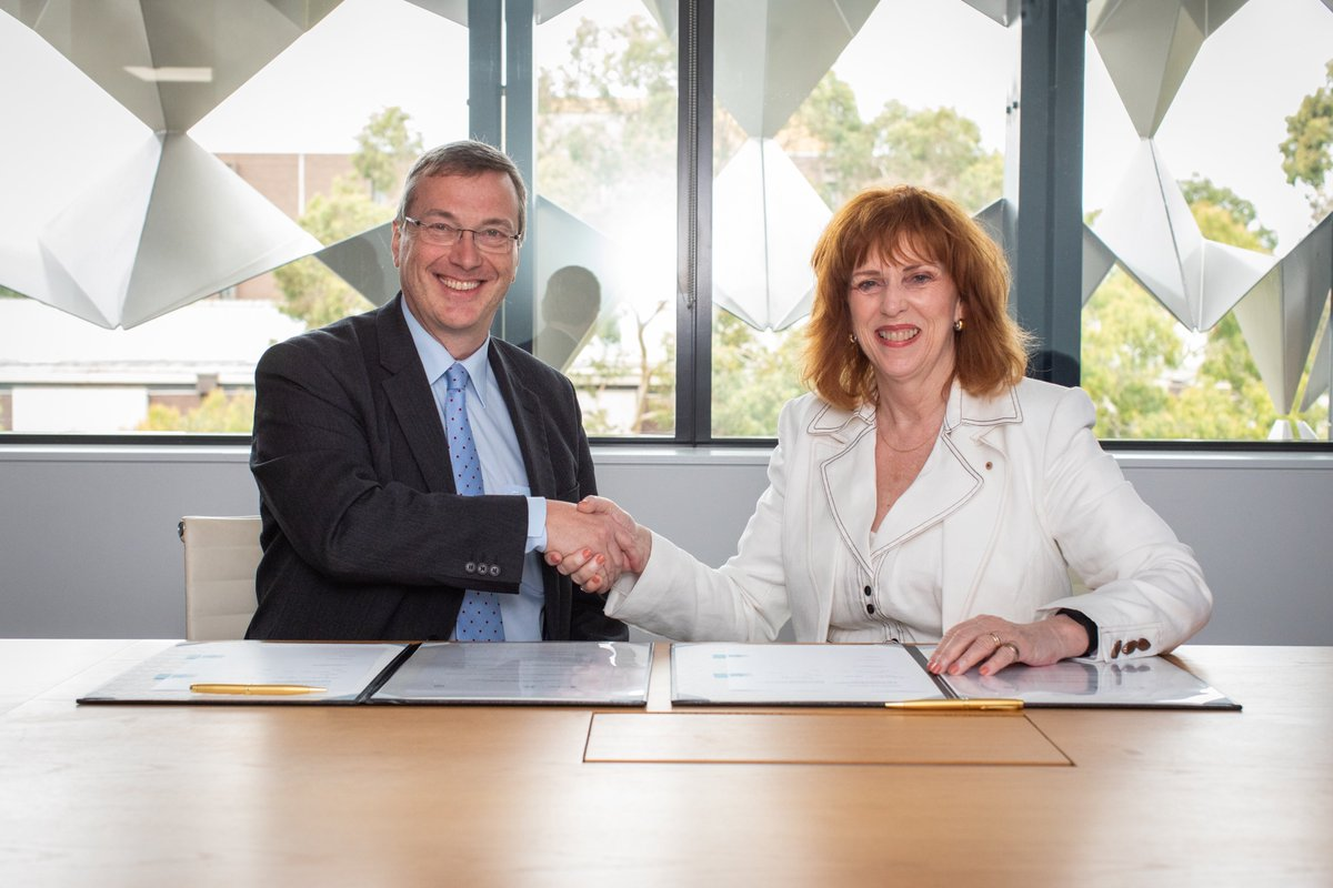 We are proud to announce the signing of a new rolling agreement for the Alliance between @MonashUni and @warwickuni as well as investment in two major challenge-led initiatives in Antimicrobial Resistance and Particle Physics. Read more tinyurl.com/tvaj8pk