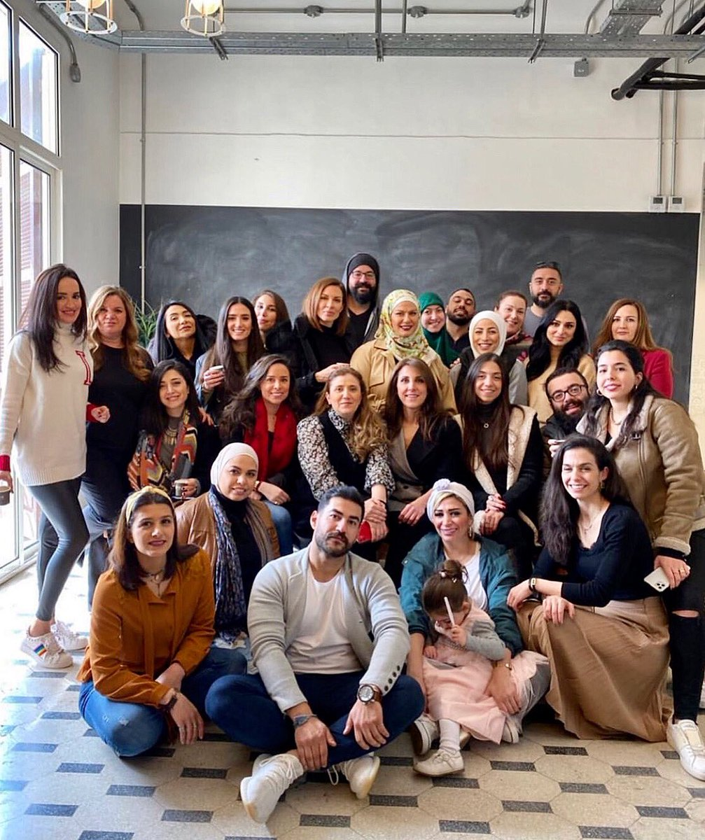 It was a fun filled weekend meeting all these amazing Lebanese foodies on campus for the #MeetnEat Annual Potluck! Amazing food, even better company 💕 https://t.co/NcJXFqWXvs