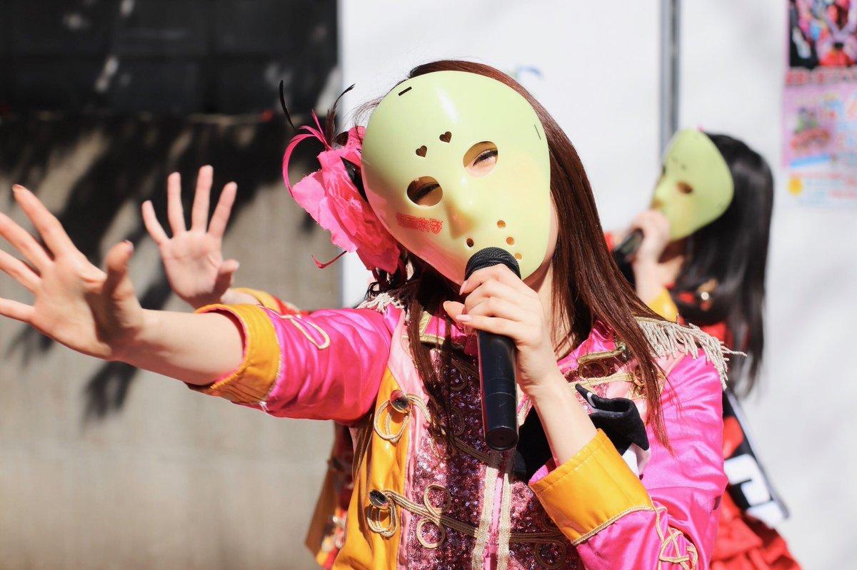 🍓🍓2月25日(火)🍓🍓*duo MUSIC EXCHANGE*19時35分〜 仮面女子 ご予約は美音咲月でお願いします!🍓🌸