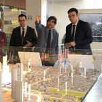 Image for the Tweet beginning: Alcobendas y Madrid Nuevo Norte