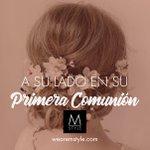 Image for the Tweet beginning: Su Primera Comunión es siempre