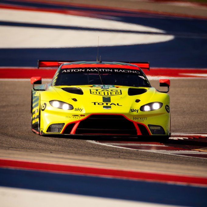 From racetrack to road. Vantage's…