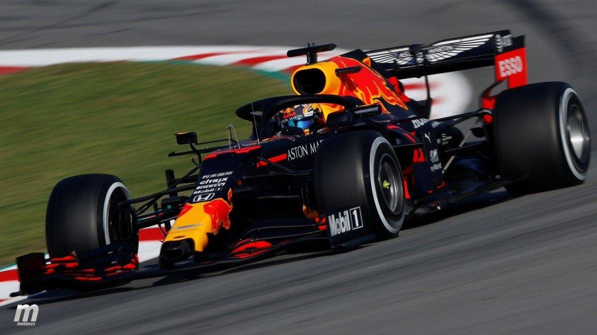 #F1 | ¿Es Red Bull el nuevo gran rival de Mercedes?: «El RB16 mejora los puntos débiles».  ➡️ http://bit.ly/2Pizliw  #Fórmula1 #RedBull #PretemporadaF1 #F12020 #RB16 #Albon #Verstappen @redbullracing @alex_albon @Max33Verstappen