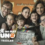 Image for the Tweet beginning: #PadreNoHayMásQueUno2 Teaser tráiler @sonypictures_es