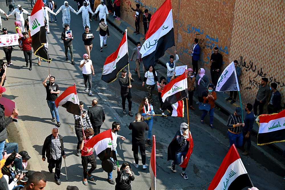 More Protest Activists Kidnapped in #Iraq aawsat.com/node/2147121