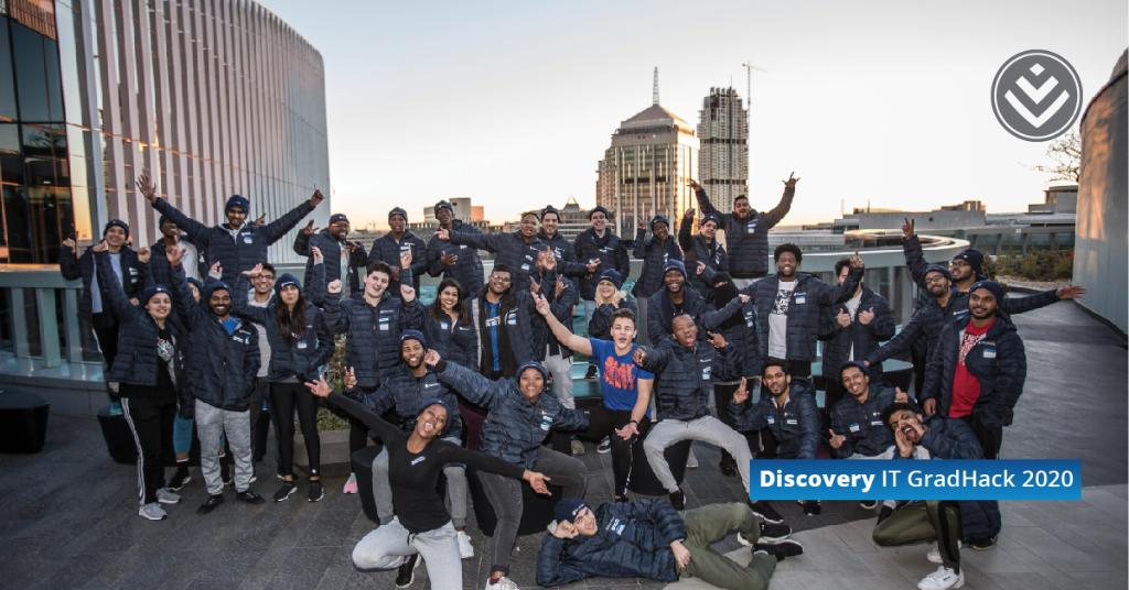 Calling all UJ 3rd & 4th year IT & Engineering students!   We'll be visiting your campus on 28 Feb to present our IT GradHack Programme. Join us in the UJ Honours Lab (E ring 212) at 12h10 & find out how you can kick start your career with Discovery. #BeDiscovered pic.twitter.com/2KFtzSweM3