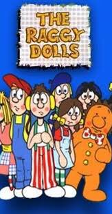 It can't just be me... Who remembers The Raggy Dolls?! #90s #90sbaby #retrotv