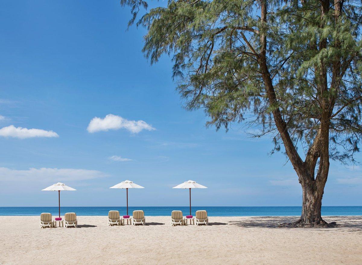 """Beach Therapy"" ? Tag someone you would like to be here with. .  #dusitexperience #dusitphuket #dusitthanilagunaphuket #phuket #beachdestination #beachresort #beachhotel #thailand #vacay #vacaymode #vacayvibes #beachlife https://t.co/eaxAtpgfrL"