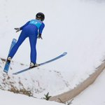 Image for the Tweet beginning: GB's brightest young cross-country #skiers