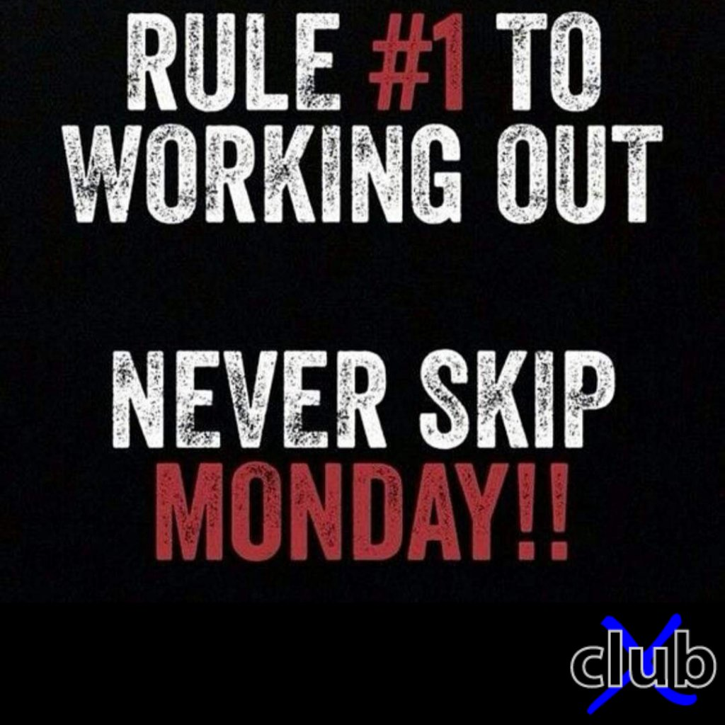 #neverskipmonday - go #workout @clubXmiami  transforming lives daily, #clubX is a limited membership, private fitness club capped at just 750 members  #gym #fitnessclub #coralgables #hiit #circuittraining #intervaltraining #personaltraining #smallgrouptraining #personaltrainer