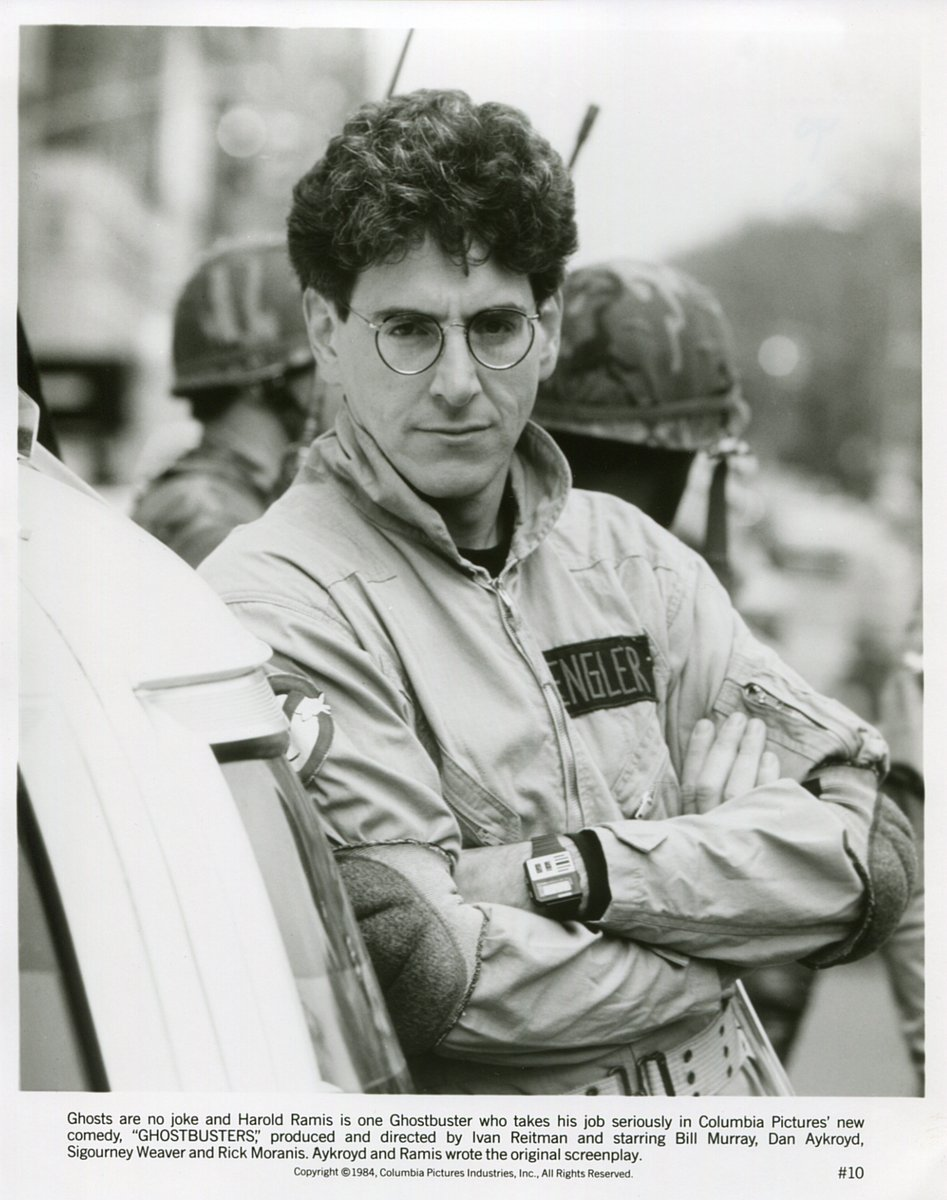6 years ago we lost Harold Ramis. While he may not be around now, his genius and contribution to this fandom will live on forever. https://t.co/Whf1tUuZWJ