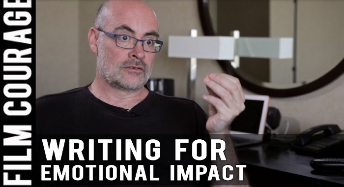 Writing For Emotional Impact by Karl Iglesias [FULL INTERVIEW] http://ow.ly/JKx030qk8tt #writing #screenwriting #script #screenplay