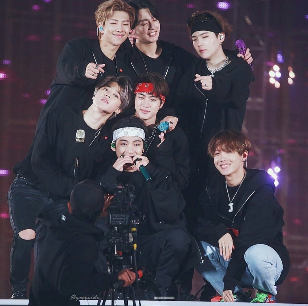 #WeLoveYouBTS