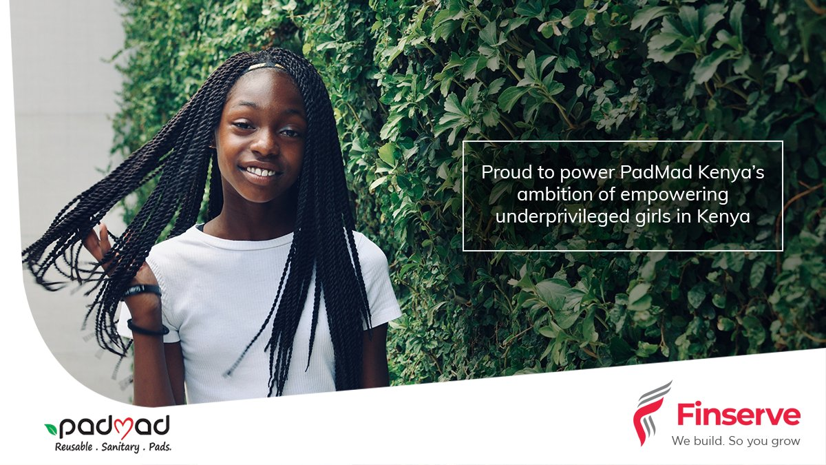 We are proud to partner with Padmad Kenya in their cause to provide #reusable pads to underpriviledged girls in the society. Through our #payment solutions, we have enabled their customers to #shop for #pads or make donations in real-time. Learn more: https://padmadkenya.com