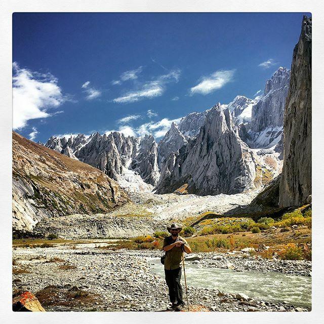 Just shy of a look at K6 but these views will do. #pakistan #adventuretravel #travelphotography #travel #travelgram #trekking #instagood #instadaily #instagram #traveltheworld #traveler #traveltogether #traveltoexplore #explore #journey #views #beautiful… https://ift.tt/2SULpZo