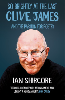 Still proud of my chapter that collects together the splenetic attacks of Clive James's most rabid critics.  'The man's a brilliant highbrow parodist, a capable light verse writer, but he has never been & never will be a poet of interest'  '...an often-bathetic sincerity'  1/3 pic.twitter.com/tog16GVvQd