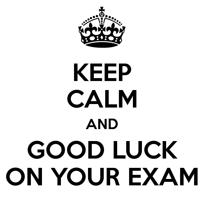 #Goodluck to all candidates taking the Complex General #SurgicalOncology #CertifyingExam this week! #YouGotThis #KeepCalmandGoodLuck