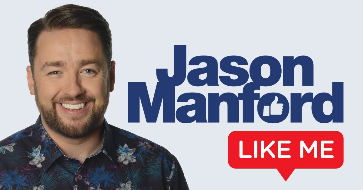 Jason Manford announces 'Like Me' 2021 UK Tour londontheatre1.com/theatre-news/j… #LondonTheatre1
