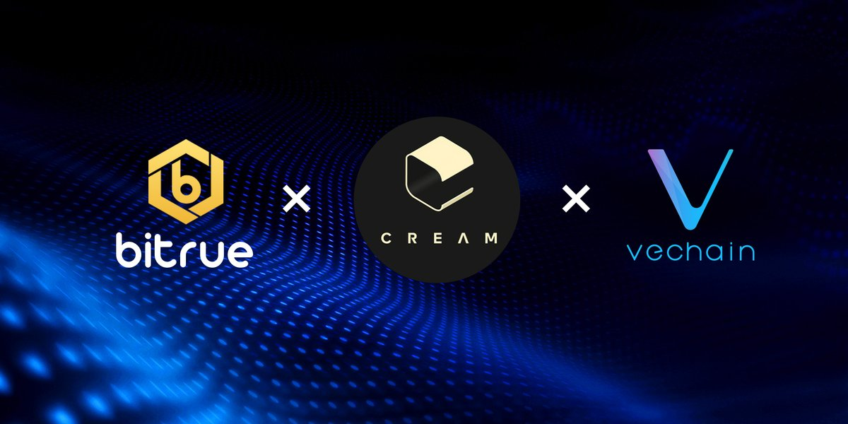 VeChain is delighted that @BitrueOfficial has decided to support the #VeChainThor community through their partnership with @CREAMethod. With this, $VTHO is slated to be listed & X node holders can enjoy exclusive benefits on Bitrue, among additional services for the community.